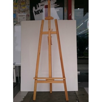 ADV Wooden Easel 1.7A Varnish